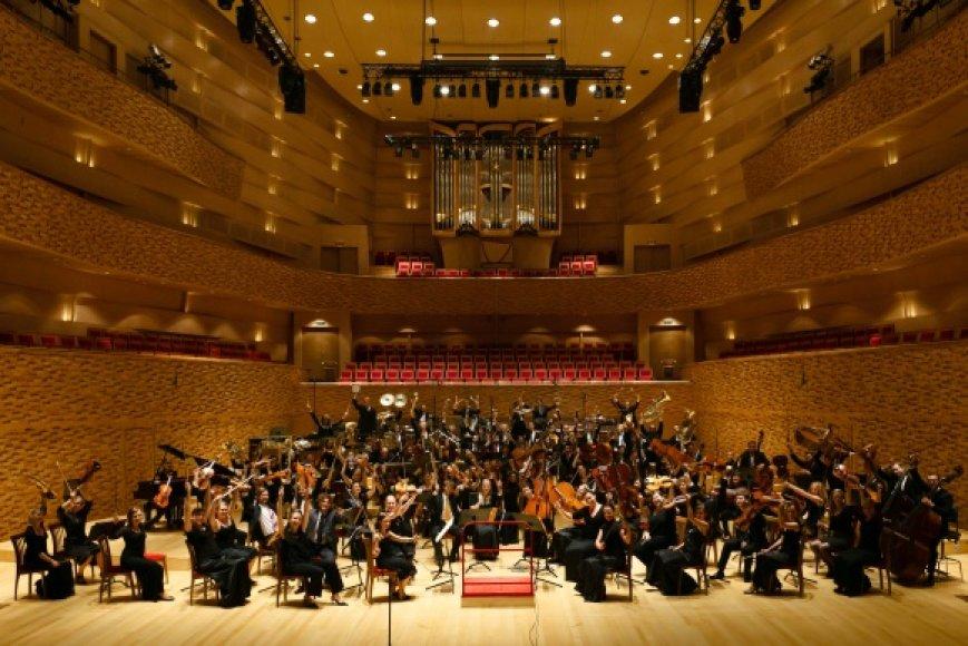 Baltijos jaunimo filharmonijos orkestras