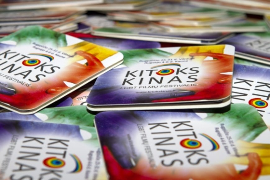 """Festivalis """"Kitoks Kinas"""""""