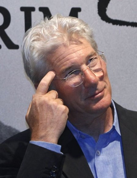 Richardas Gere'as