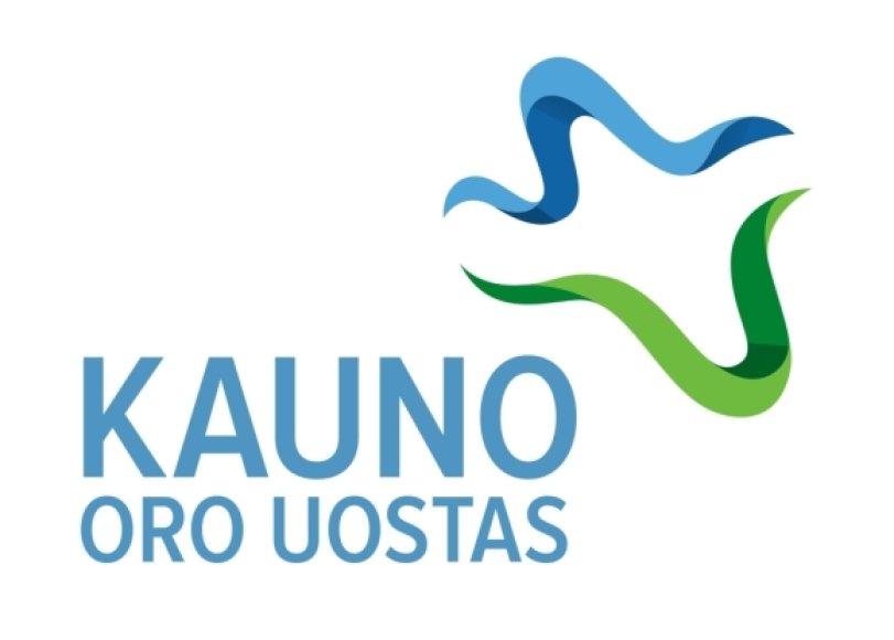 Kauno oro uosto logotipas