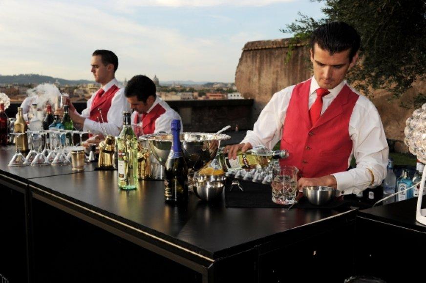"""Ilgainiui """"Martini"""" tapo vienu iš Italijos gyvenimo būdo simboliu"""