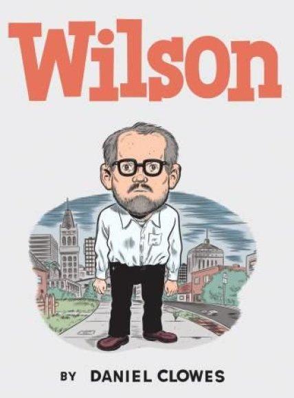 """Wikipedia nuotr./Grafinis romanas """"Wilson"""""""