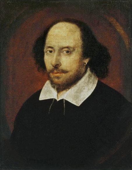 Wikipedia nuotr./Williamas Shakespeareas
