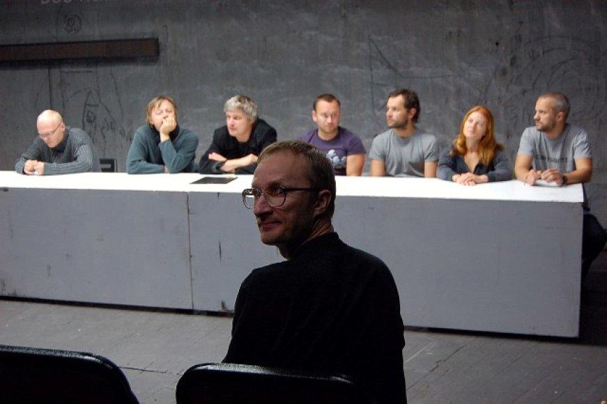 Teatras jau planuoja kelionę į Minską