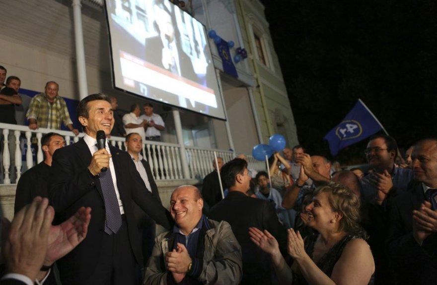 Gruzijos opozicijos lyderis Bidzina Ivanišvilis