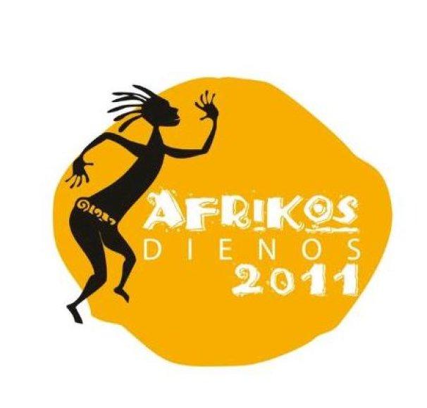 """""""Afrikos dienos"""" logotipas"""