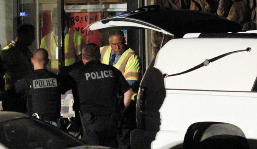 Užuolikas nušovė penkis žmonės
