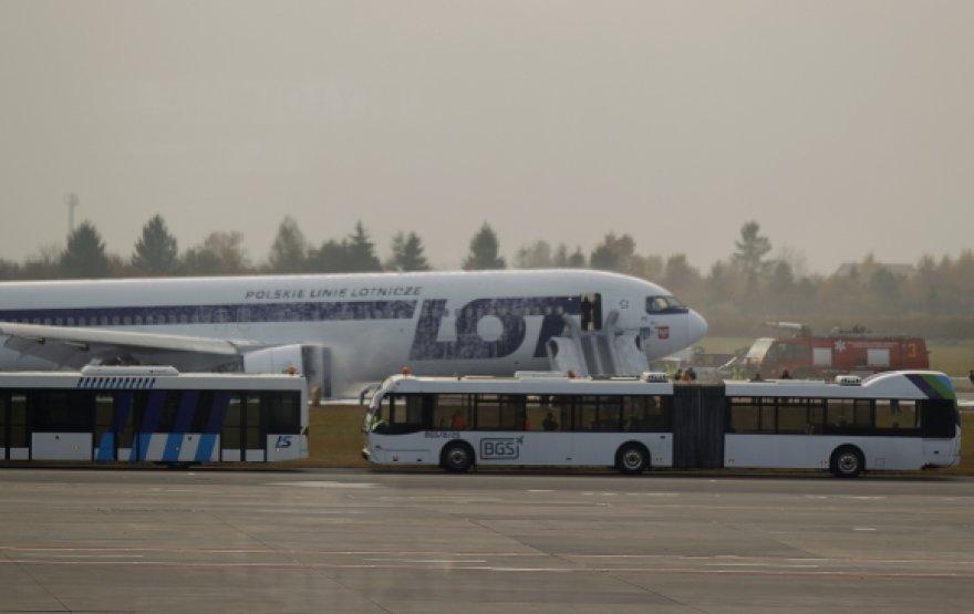 Lėktuvu skrido 230 žmonių.