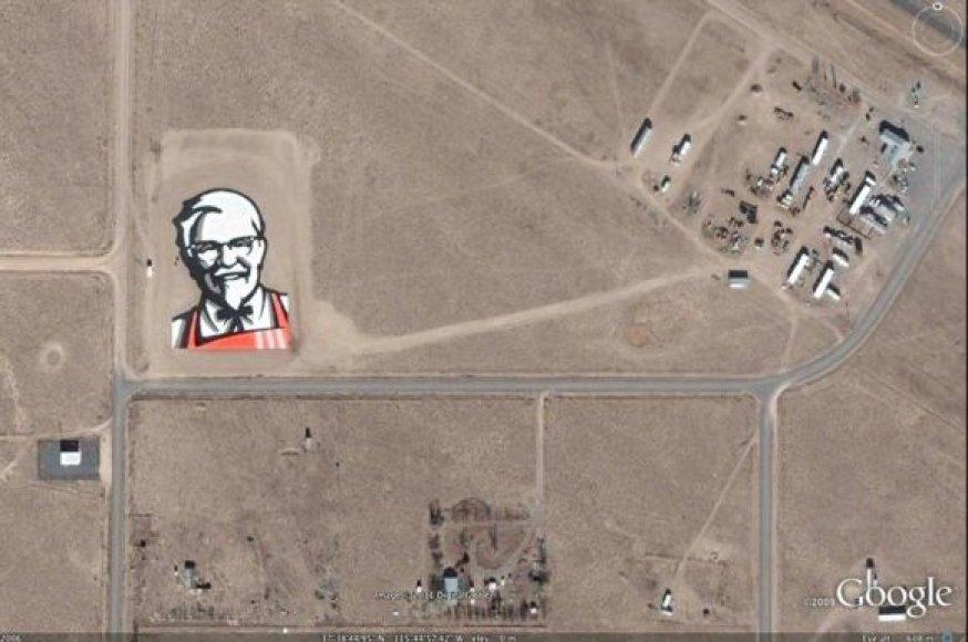 KFC reklama