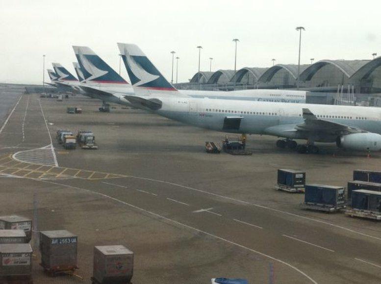 Tolimųjų reisų lėktuvai.
