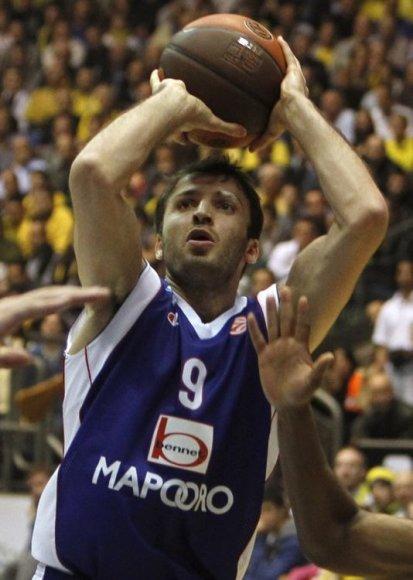Manucharas Markoishvilis