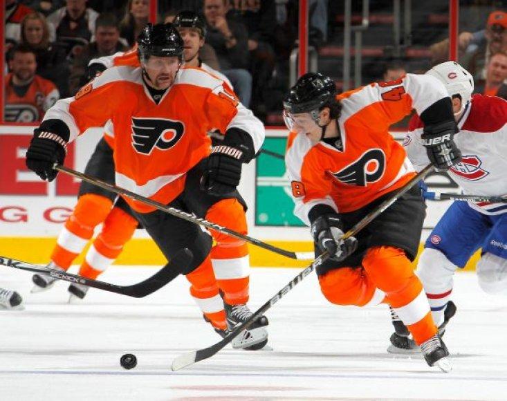 """Filadelfijos """"Flyers"""""""