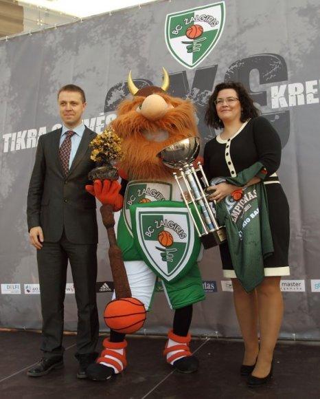 Paulius Motiejūnas ir Daiva Žvinytė