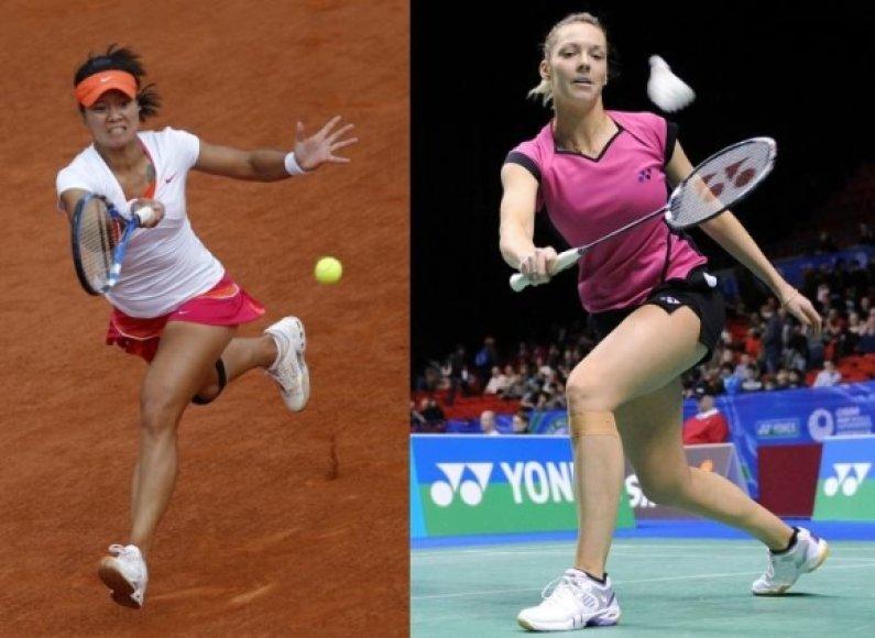 Tenisas ir badmintonas