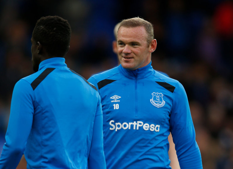 """Scanpix"" nuotr./Wayne'as Rooney"