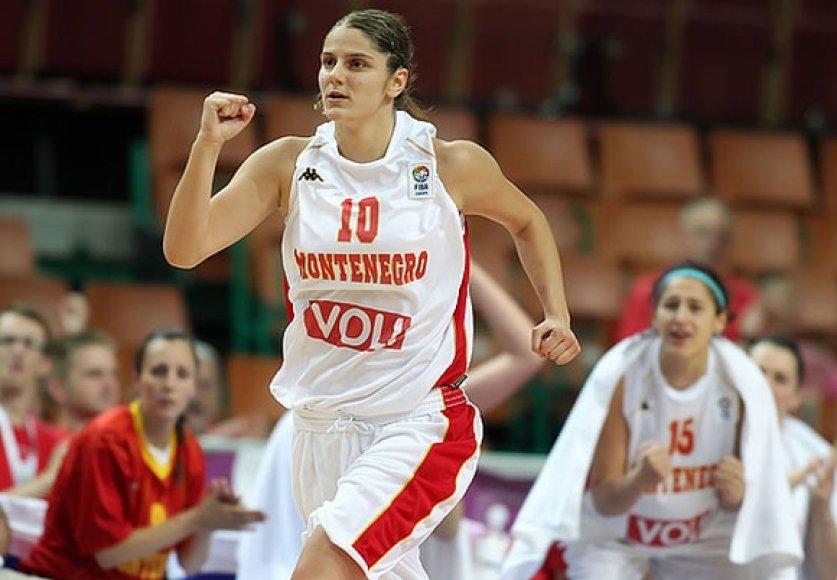Jelena Dubljevič (Juodkalnija)