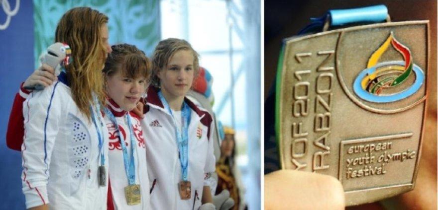Rusijos sportininkai olimpiniuose festivaliuose skina daugiausiai medalių