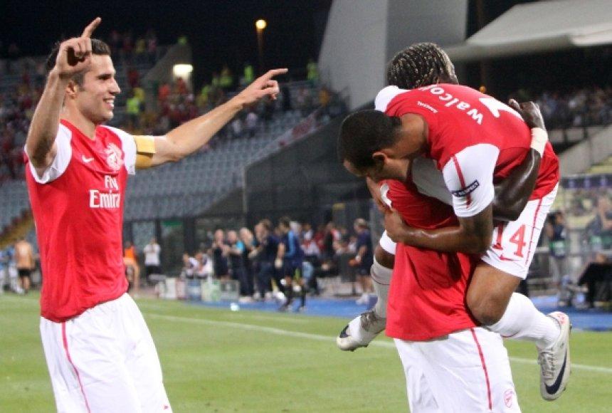 """Arsenal"" futbolininkai"