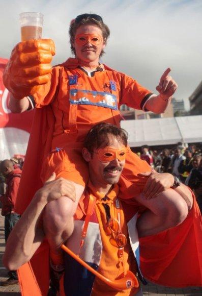 Olandijos futbolo gerbėjai