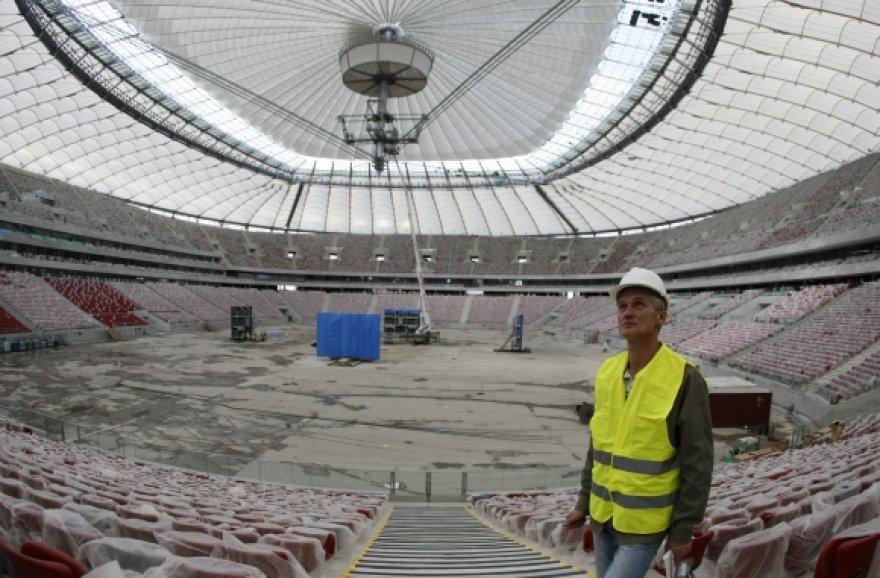 Nacionalinis stadionas Varšuvoje