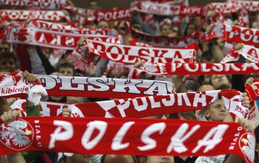 Lenkijos sporto sirgaliai vieni aršiausių