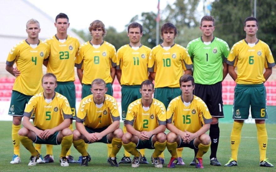 2011 m. Lietuvos U-21 rinktinė