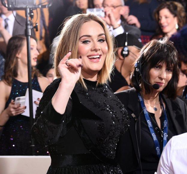 """Scanpix"" nuotr./Adele"