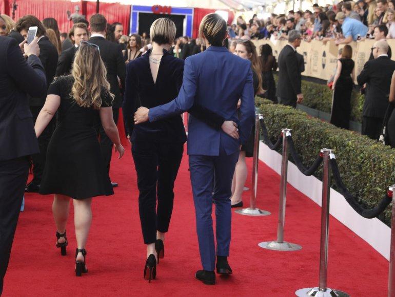 """""""Scanpix""""/AP nuotr./Evan Rachel Wood ir Zachas Villa"""