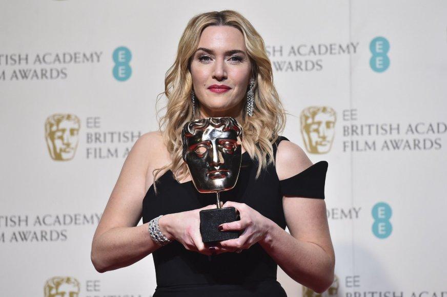 "AFP/""Scanpix"" nuotr./Kate Winslet"