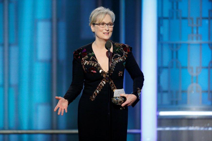 """Scanpix""/AP nuotr./Meryl Streep"