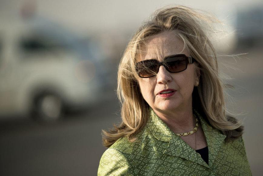 Hillary Clinton Egipte