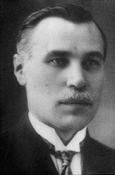 Tarpukario Lietuvos ministras pirmininkas Juozas Tūbelis