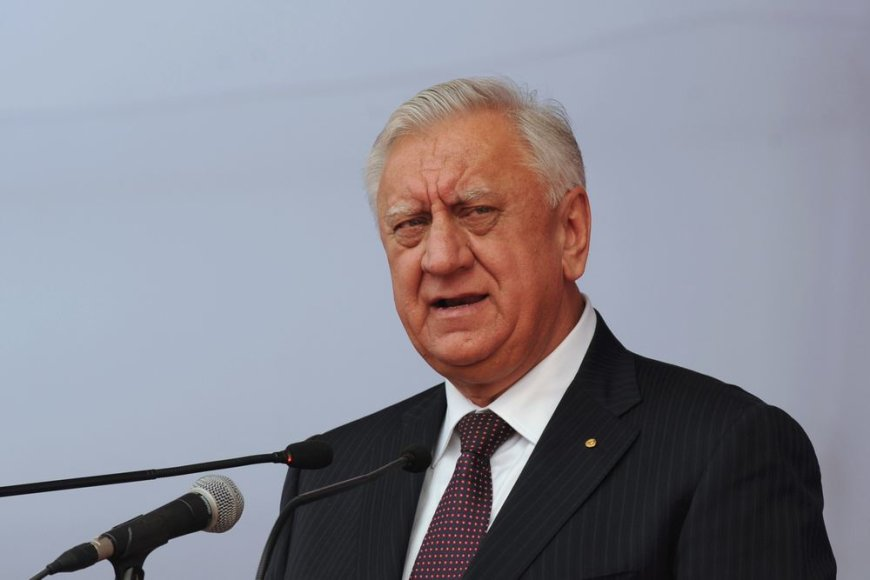Baltarusijos premjeras Michailas Miasnikovičius