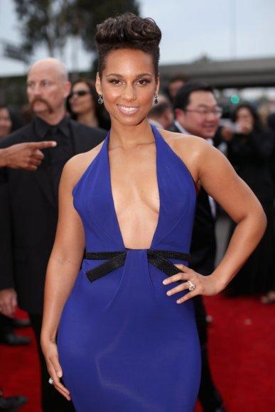 "AFP/""Scanpix"" nuotr./Alicia Keys"