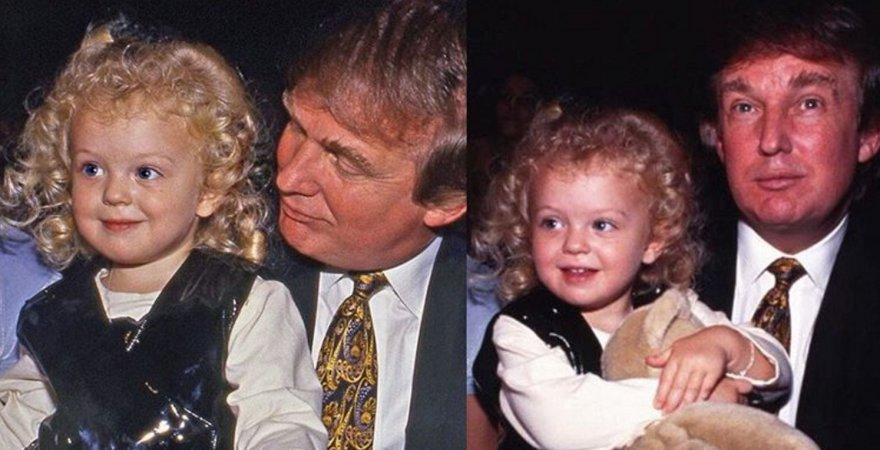 """""""Instagram"""" nuotr./Donaldas Trumpas su dukra Tiffany"""