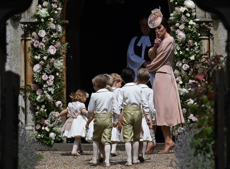 "AFP/""Scanpix"" nuotr./Kembridžo hercogienė Catherine"
