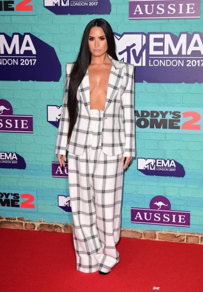 """Scanpix""/""PA Wire""/""Press Association Images"" nuotr./Demi Lovato"