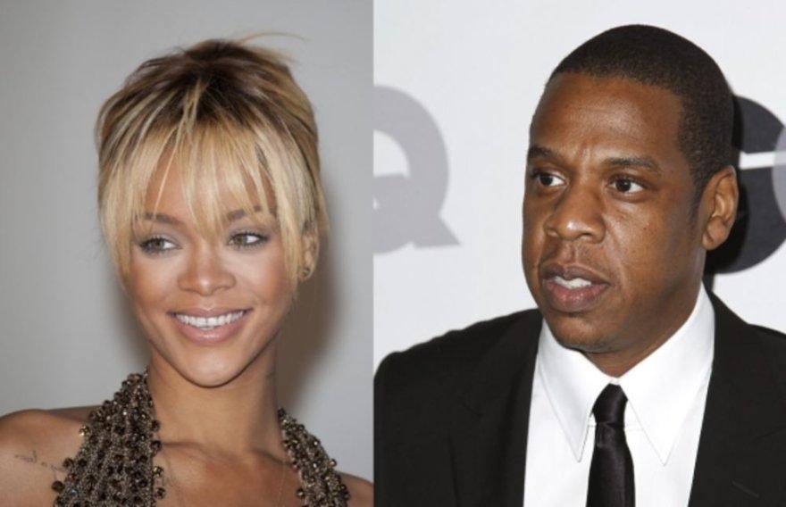 Rihanna ir Jay-Z