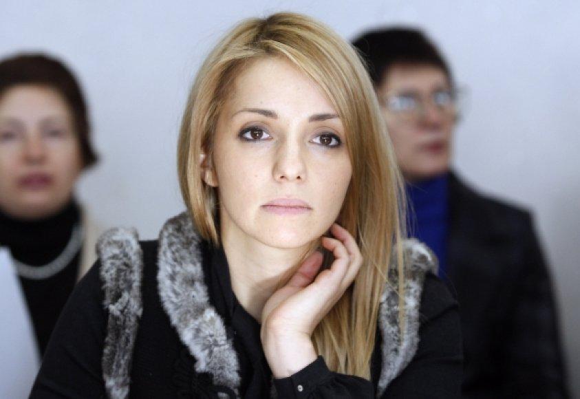 Jevgenija Tymošenko
