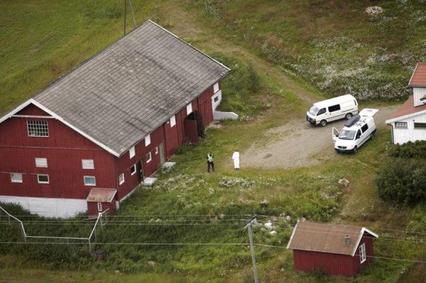 Anderso Breiviko nuomotas ūkis