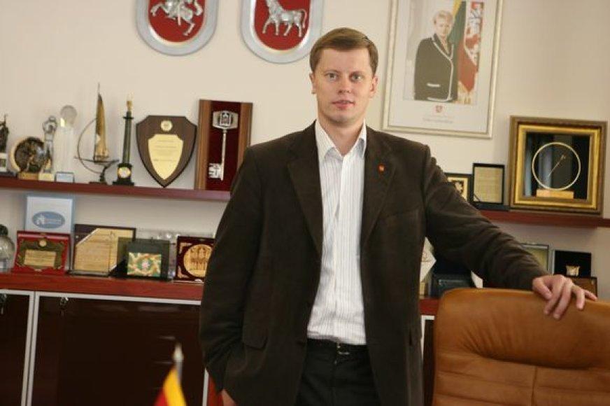A.Kupčinskas gavo pasiūlymą dirbti Vyriausybės komandoje.