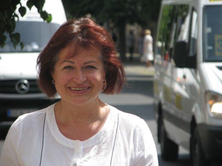 Kauno klinikinės ligoninės vadovo pareigų siekianti gydytoja Rita Banevičienė yra nukentėjusi, kovodama su korupcija.