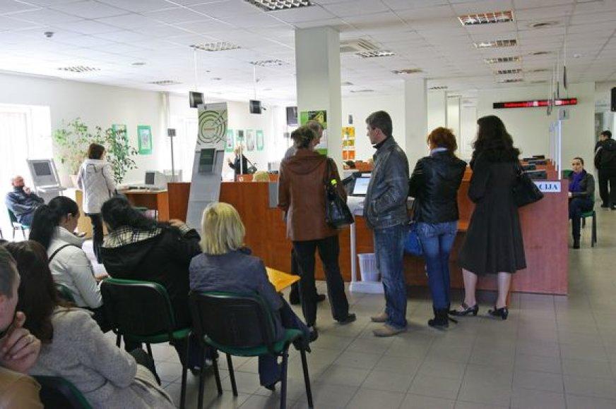 Kauno apskrities VMI įspėja, kad apgyvendinimo paslaugas suteikę kauniečiai privalo sumokėti mokesčius.