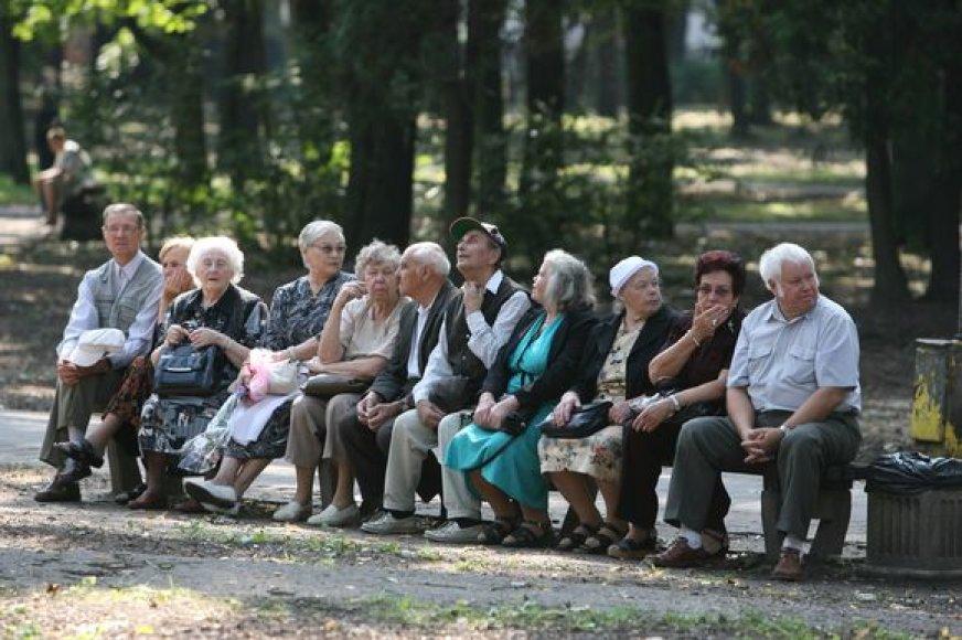 Kauno senjorai galės klausytis labdaringo koncerto.