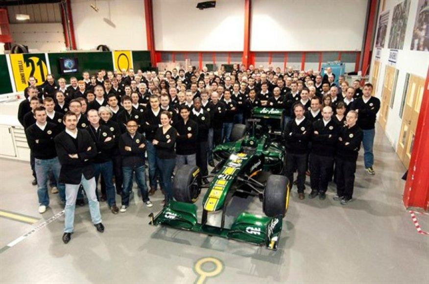 Lotus komanda