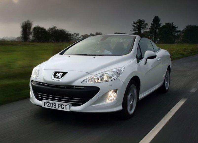 """""""Peugeot 307 CC"""""""