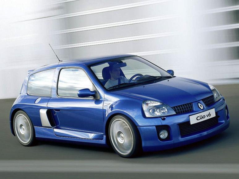 """""""Renault Clio V6"""""""