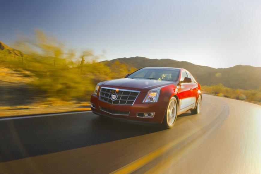 """""""Cadillac CTS"""""""