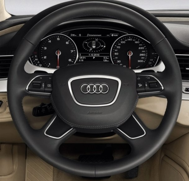 """""""Audi A8L Security"""""""