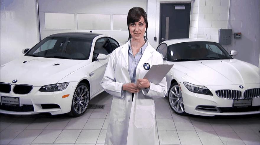 BMW darbo pasiūlymas